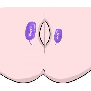 Cách sử dụng trứng rung massage âm hộ