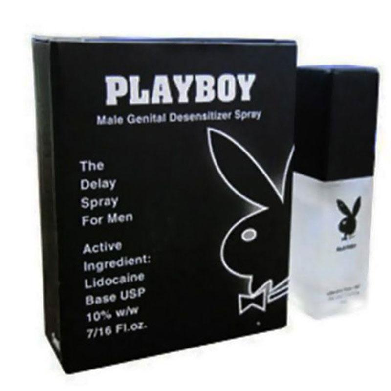 tác hại của thuốc xịt kéo dài thời gian Playboy.