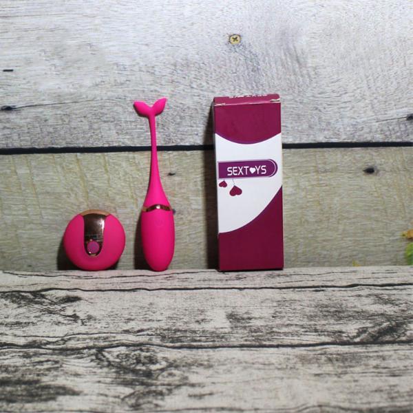 Trứng rung tình yêu - đồ chơi tình dục cho nữ Phú Yên