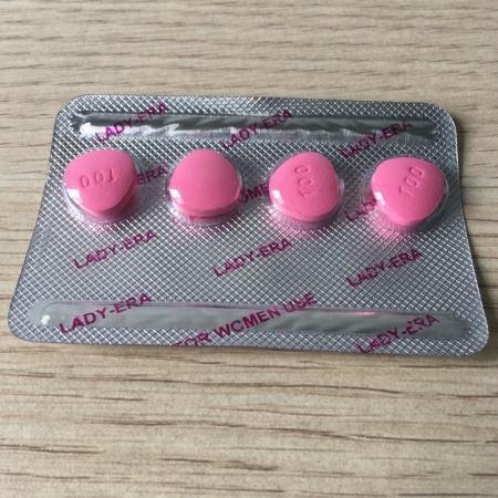 Thuốc kích dục nữ dạng viên lady Era